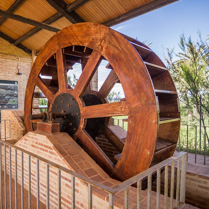 La roda de molí